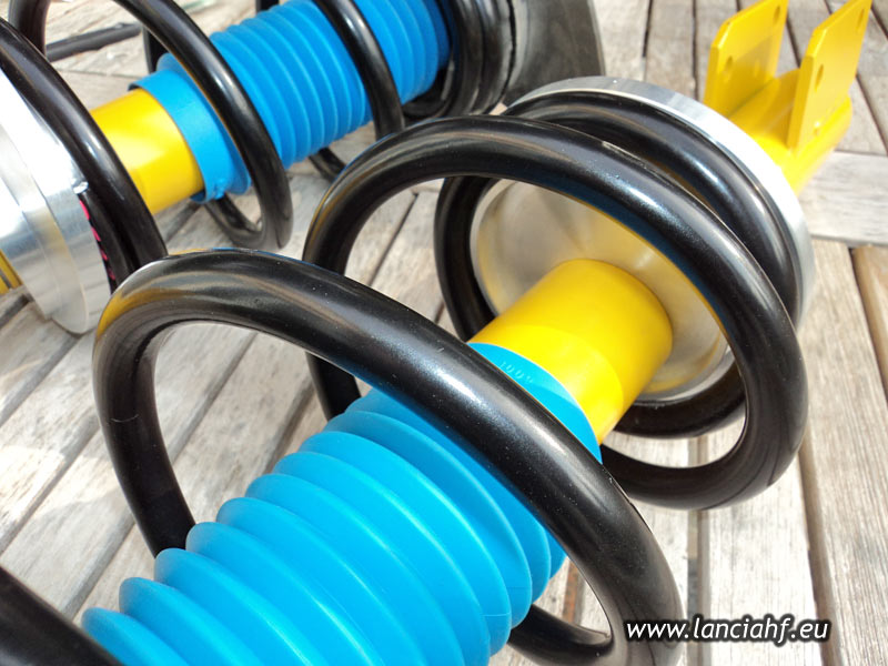 Kit powerflex bushes lancia delta turbo 836